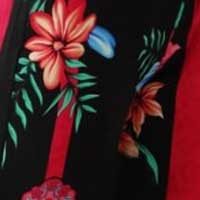99370f6e8 Macacao em Viscose detalhe Gota Preto Barra Flores - Moda Na Web ...