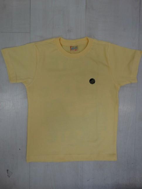 311 - T-shirt infantil em malha costas estampa pista de skate