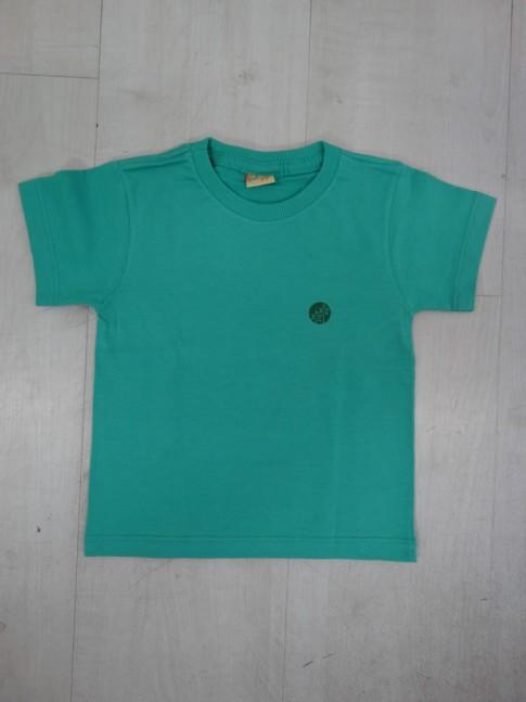 311 - T-shirt infantil em malha costas estampa carioca