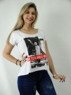 983ea56da233a T-shirt em Viscolycra Estilo Mullet Se Toca Meu Bem  1809119  - Moda ...