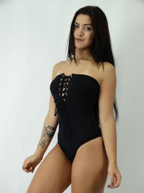 Body em Meryl Tomara que caia com Amarracao Liso
