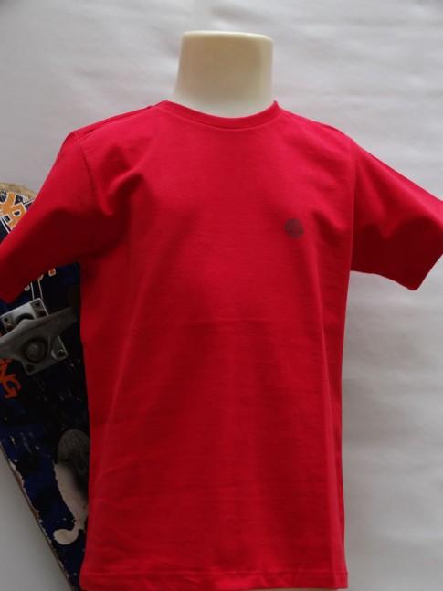 311 - T-shirt infantil em malha costas estampa Surf