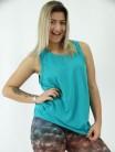 Camiseta Regata Unisex em Malha 100% Algodão - Moda Na Web - Roupas ... 2f221ca3283