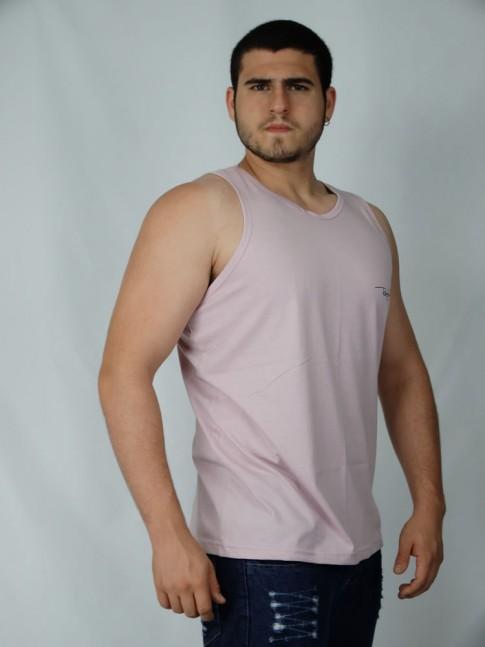 200 - Camiseta  Regata Masculina em malha 100% Algodão