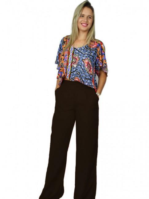 19bfecb52 Calça pantalona de viscose com forro lisa - Moda Na Web - Roupas no atacado  para quem deseja revender roupas e comprar roupas no atacado direto da  fabrica ...