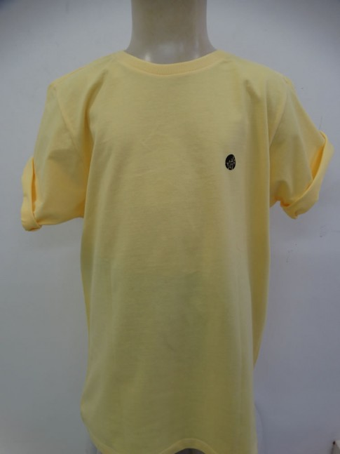 311 - T-shirt Infantil em Malha Costas Estampa Skate
