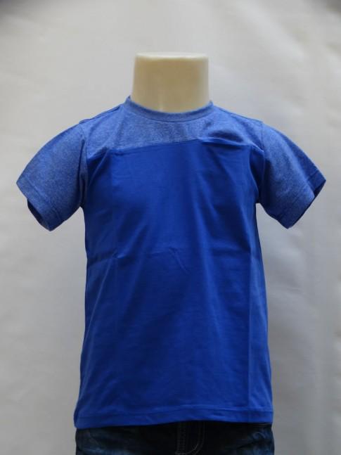 311 - T-shirt Infantil em Malha Dois Tons