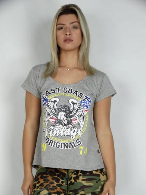 T-shirt em ViscolVintage