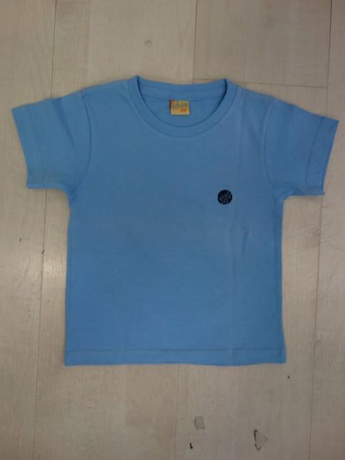 311 - T-shirt infantil em malha estampa skate